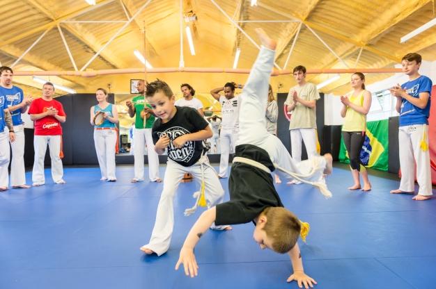 "alt=""capoeira bristol kids"